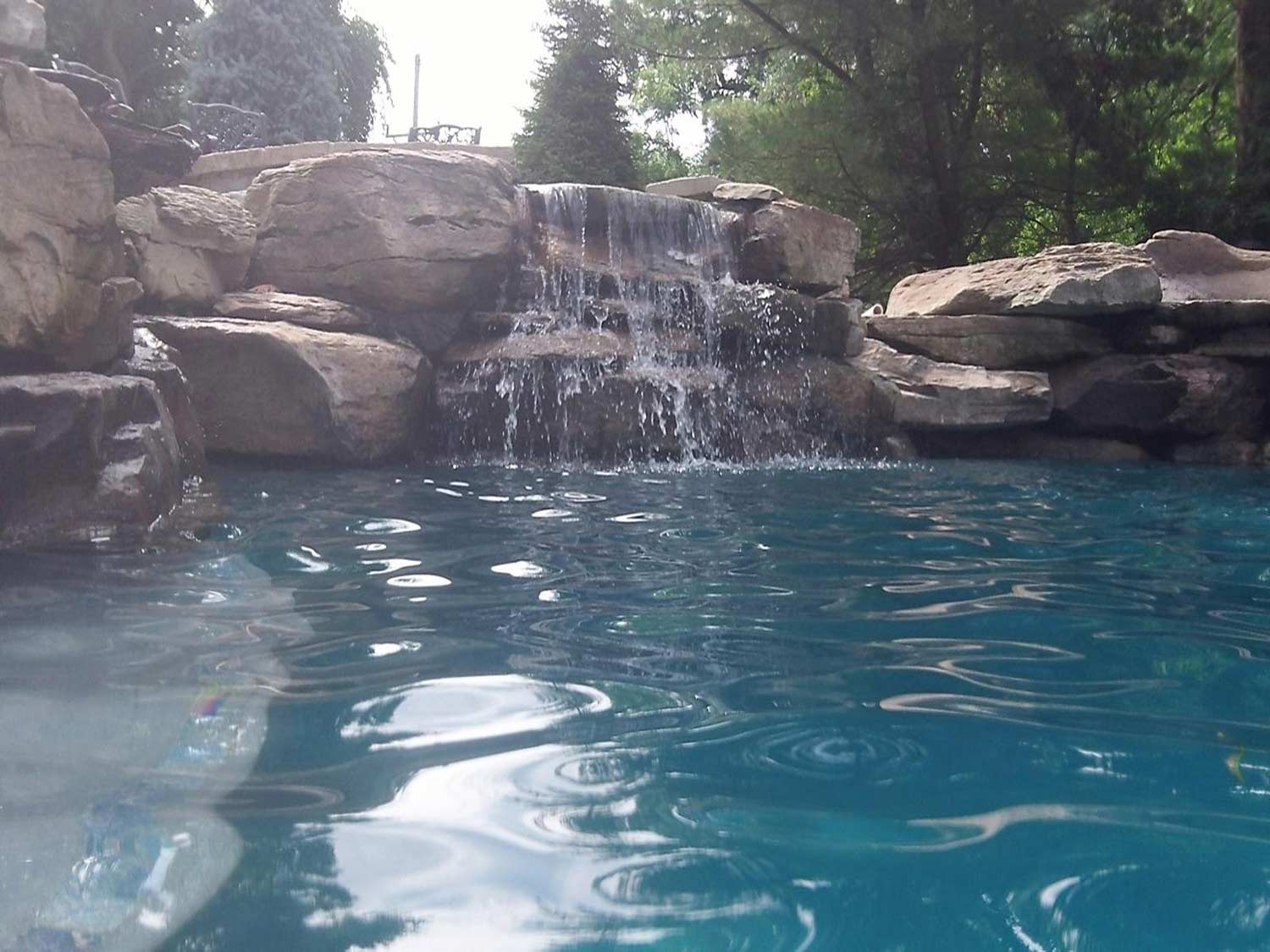 ... Landscaping Or To Give Your Swimming Pool That Extra Splash. Our Custom  Waterfalls Will Take Your Residential Or Commercial Property To The Next  Level.